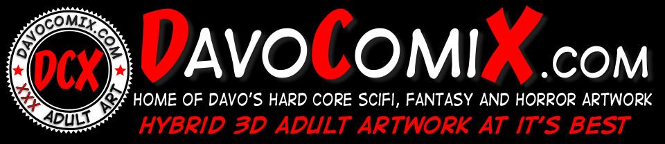 Davocomix.com Main Header Image