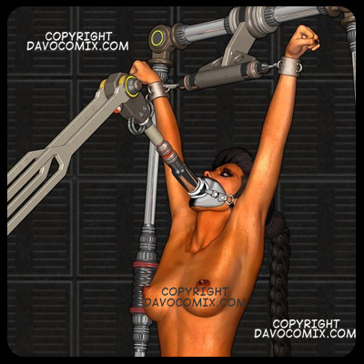 Davo Bondage Art Dreadworks 5 Volume 1