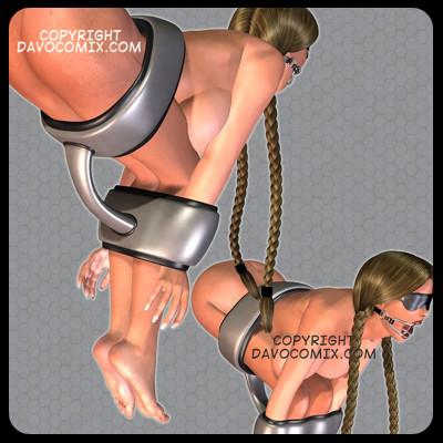 Davo Bondage Art Madlab 5